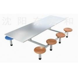 八人快餐桌椅