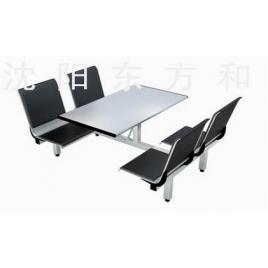 皮面快餐桌椅