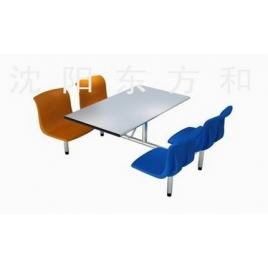 中空吹塑快餐桌椅