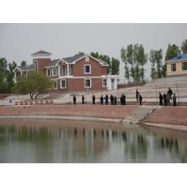 吉林白城通榆县社会福利服务中心亿博app注册设备工程