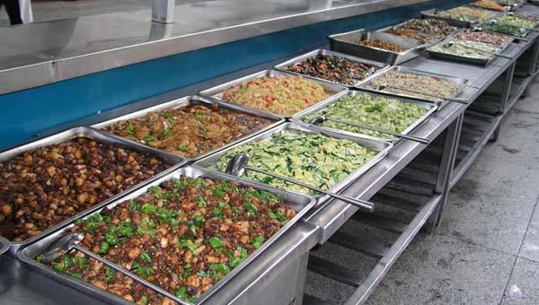 学校食堂厨房解决方案