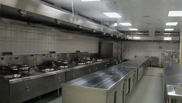 单位员工餐厅厨房解决方案